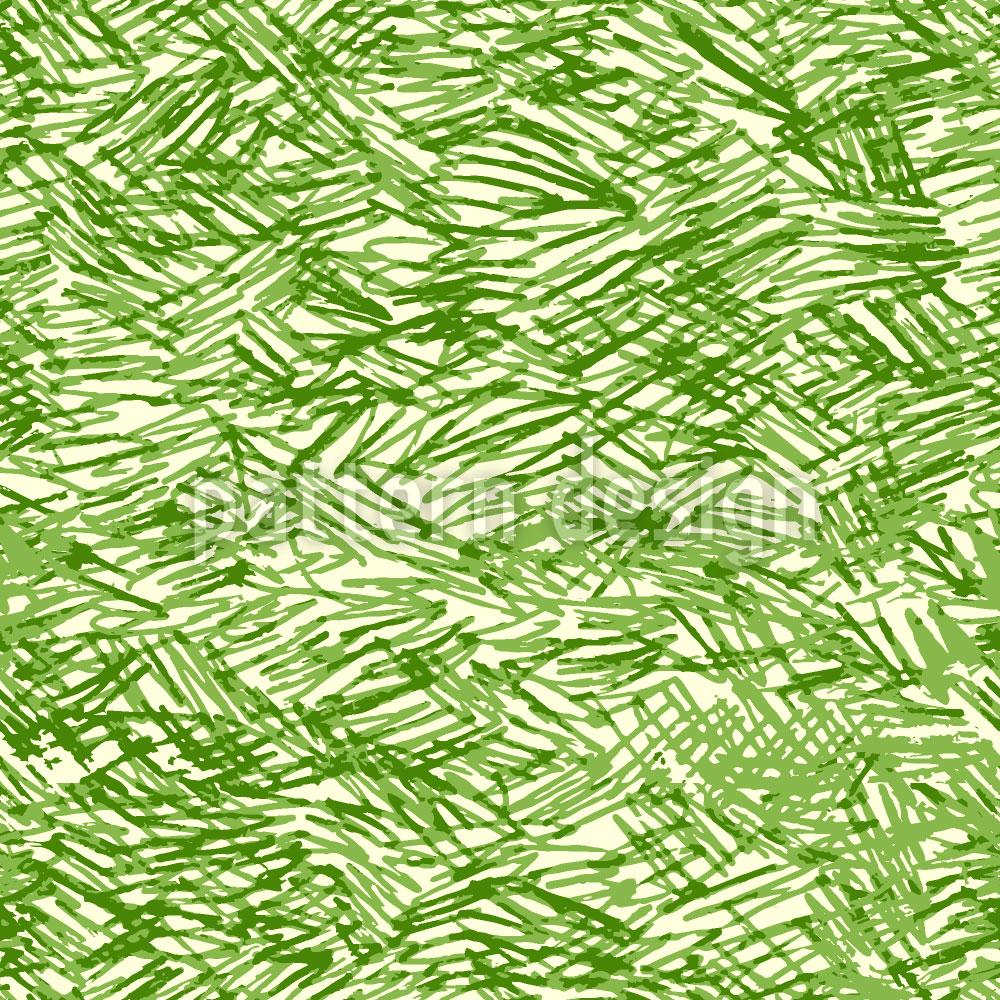 Designtapete Gras