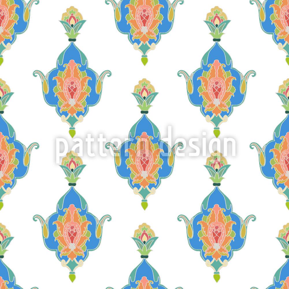 Designtapete Orientalische Pracht