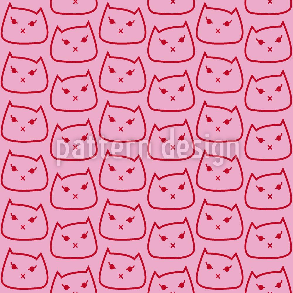 Designtapete Kätzchen Kätzchen