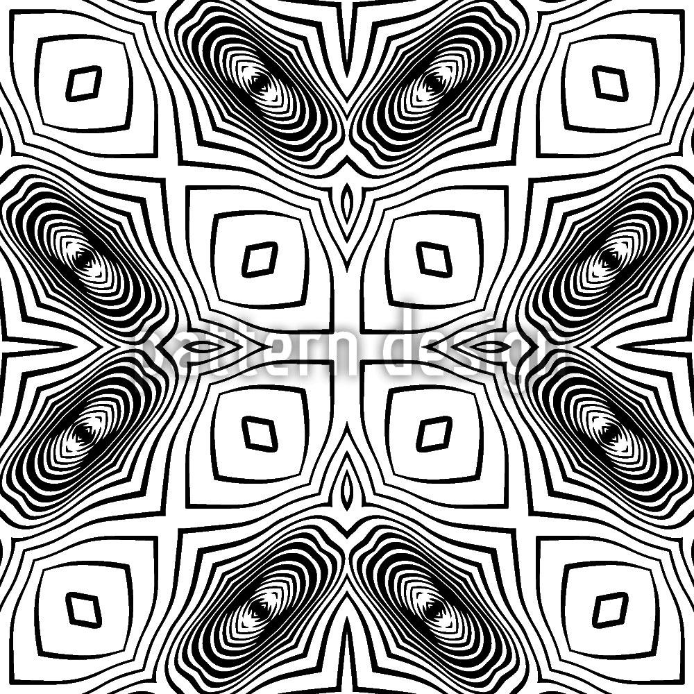 Designtapete Im Kaleidoskop